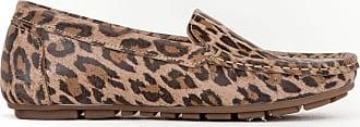 Zapato Womens Leather Mocassins Model 001