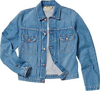 Wrangler JEANS - Capispalla jeans su YOOX.COM
