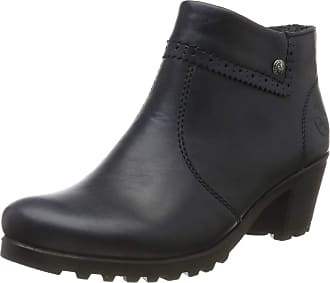Rieker Womens Herbst/Winter Ankle Boots, Blue (Navy 14), 7.5 UK
