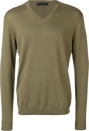 Falke classic pullover - Green