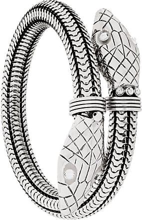 Gas Bijoux Pulseira Cobra - Metálico