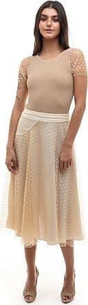 Tulle Jour Body Carla Nude - Mulher - PP BR