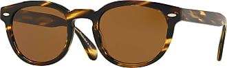 Oliver Peoples SHELDRAKE SUN OV 5036S COCOBOLO/BROWN 47/22/145 unisex Sunglasses