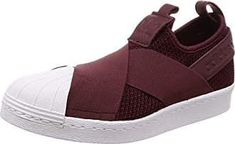 f5cb887ac140e6 adidas Damen Superstar Slip On W Fitnessschuhe Rot Rojnoc Ftwbla 0