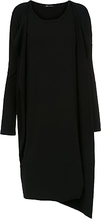 Uma Martin cardigan dress - Black