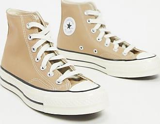 Converse Chuck 70 - Sneaker mit hohem Schaft in Beige-Grün