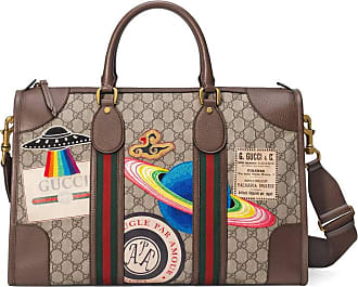 048c3fbe794b87 Gucci Courrier soft GG Supreme duffle bag