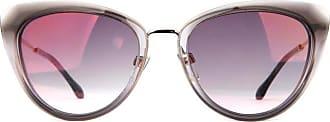 Ana Hickmann Óculos de Sol Ana Hickmann Ah9291 C01s/55 Preto Transparente/dourado