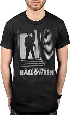 AWDIP Official Halloween Michael Stairs T-Shirt Black