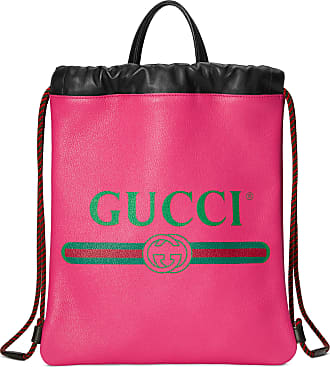 Gucci Sac à dos Gucci Print avec cordon coulissant petite taille a3f77c049d8