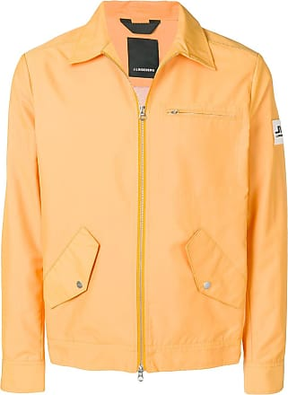 J.Lindeberg Jaqueta Speed Oxford - Laranja