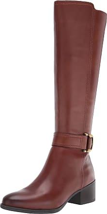 Naturalizer Womens Kelso Knee High Boot, Cinnamon, 4.5 UK