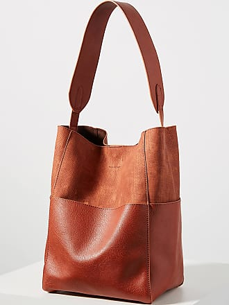Anthropologie Tia Slouchy Bucket Bag
