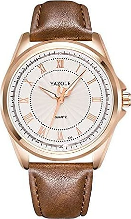 Yazole Relógios de Luxo em Aço Inoxidável YAZOLE D336 (3)