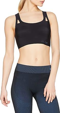 sloggi Womens Zero Feel Sporty Top X Vest, Black, X-Small