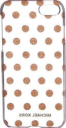 Michael Kors Phn Covr 7 Letters 2 Phone Wristlet, ROSE GOLD, One Size