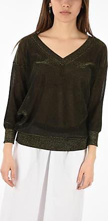 Fabiana Filippi glittered light sweater size 40