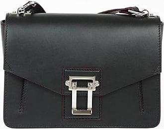 Proenza Schouler Leather HAVA Satchel Bag Größe Unica
