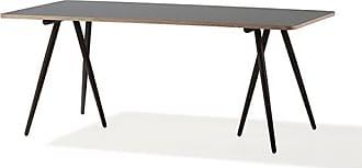 Cane-Line Turn bordunderede 180 x 90 cm brun, cane-line