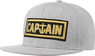CAPTAIN FIN Tres Trucker Cap Meshcap Mesh Basecap Baseballcap Flat Brim Flatbrim