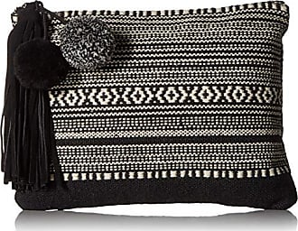 Lucky Brand Lucky CORA POUCH Black/Ivory