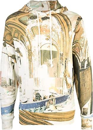 424 Blusa de moletom com estampa - Estampado