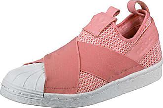 info for f9975 1245c adidas Damen Superstar Slipon W Fitnessschuhe Rosa RostacFtwbla, 38 EU