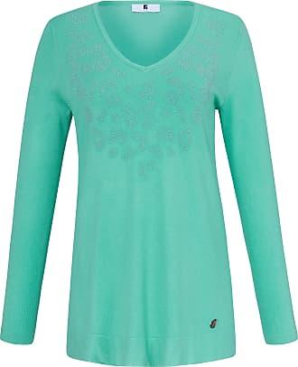 Anna Aura Jumper long sleeves Anna Aura turquoise