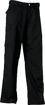 Russell Athletic Russell Polycotton Twill Trouser (tall) Convoy Grey 38
