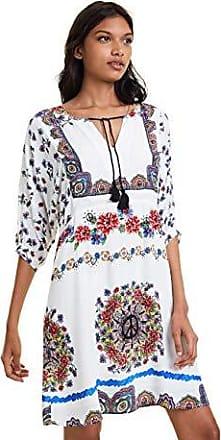 Desigual Damen Dress Jana Kleid