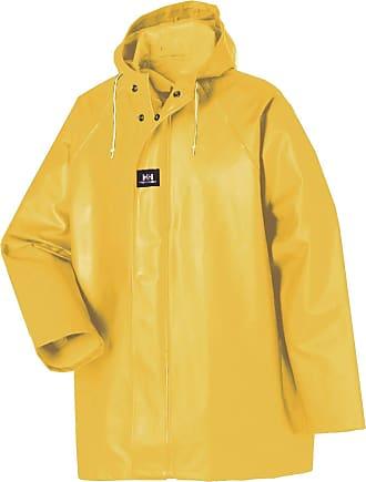 Helly Hansen Workwear Highliner Fishing Jacket, Light Yellow, 4XL
