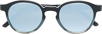 Retro Superfuture classic round glasses - Di colore nero