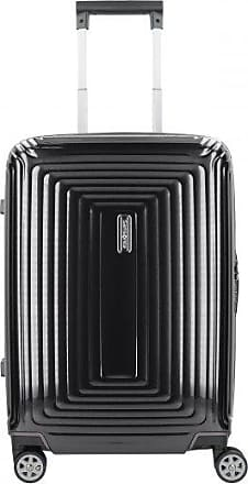 Samsonite Neopulse Spinner valigia da cabina a 4 ruote 55 cm metallic black