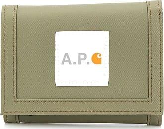 A.P.C. Carteira x Carhartt - Verde