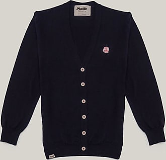 Brava Fabrics Mens Cardigan - Mens Casual Cardigan - Cardigan for Men - Model Sushi Fish