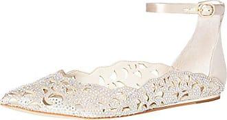 Imagine Vince Camuto Womens GARYN Ballet Flat, Light Sand, 7 Medium US