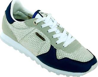 71acbf9517f Pepe Jeans London Women Sports Shoes Pepe Jeans PLS30626 Verona 934 Silver  Size 38