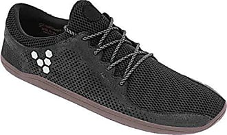 c47b54e3164750 Vivobarefoot Womens Primus Trio Black Leather Trainers 39 EU
