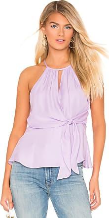 Parker Sally Top in Purple