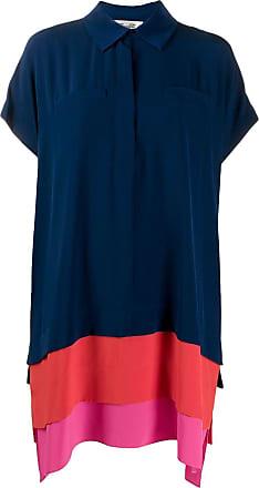 Diane Von Fürstenberg shirt dress - Azul