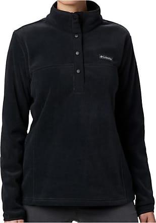 Columbia Benton Springs 1/2 Snap Pullover Fleecepullover für Damen | weiß/grau/schwarz/oliv/schwarz/oliv/rot/schwarz/oliv/blau/schwar