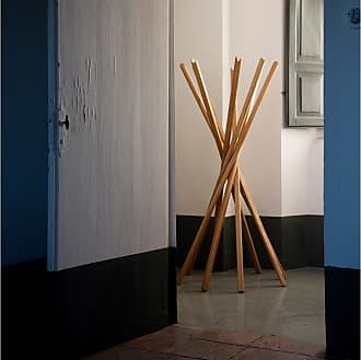 ZANOTTA Design Sciangai Coat Stand Natural Oak
