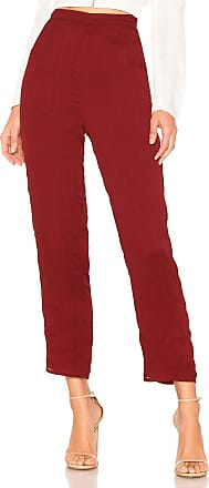 House Of Harlow X REVOLVE Kate Pant in Red