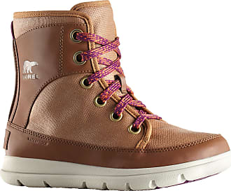 camel brown 1964 Explorer chaussures 0 Gr Femmes EU Sorel dhiver 36 W wx1HTqWn74