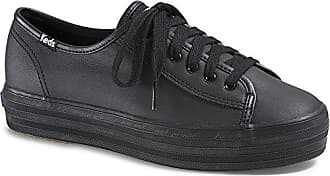 0e346093f7164 Keds Leather Shoes for Women − Sale  up to −60%