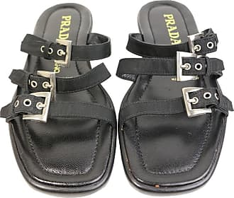 bab076df5c2d9 Black Prada® Sandals  Shop up to −50%