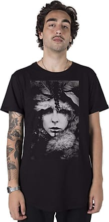Stoned Camiseta Longline Native - Llnnativex-pt-01
