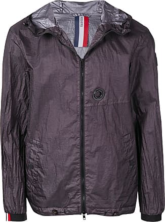Rossignol zipped hooded jacket - Black
