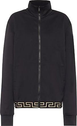 Versace Cotton-blend jacket