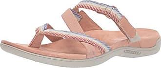 a4d6c467861961 Merrell District Mendi Thong Teenslippers voor dames - roze - 36 EU